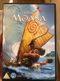 Moana brand new DVD still sealed