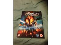 Dc legends of tomorrow series 1
