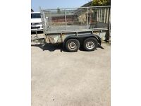 Ifor williams gd 85 cage trailer
