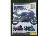 Various Haynes manuals