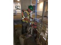 Core / concrete cutting operatives