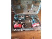 Makita drill spairs or repairs