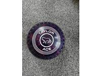 Taylor Ace lawn bowls