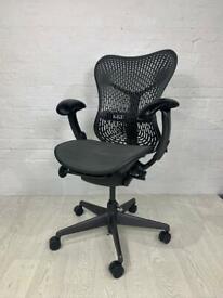 Herman Miller Mirra Carbon Office Chairs