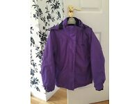 Trespass 3-in-1 waterproof girlsjacket