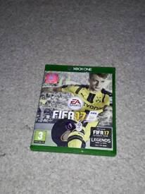 Fifa 17 X box 1