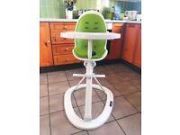 Icklebubba high chair