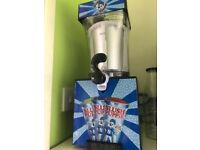 Fizz Creations Slush Puppie Slushie Maker Birthday Party Summer Drinks with Syrup and Cups