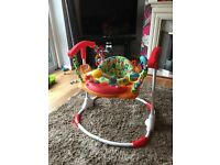 Kiddicare funfair activity Entertainer (like jumperoo)