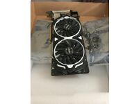 MSI GTX 1080 ARMOUR-8G-OC-WARRANTY-NEW