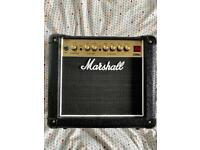 Marshall DSL1CR 1 Watt Valve Guitar Amp