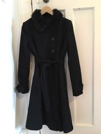 ASOS Winter Maternity Coat Size 8