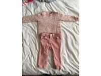 Baby girl clothes bundle (100+ pieces) 0-3, 3-6 and 6-9 mths