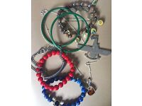 FREE: 6 Bracelets and 2 Necklaces