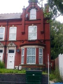 SPACIOUS ONE BEDROOM FULLY FURNISHED FLAT-AVAILABLE TO VIEW ASAP-MOVE IN BEFORE XMAS-£395PER MONTH !