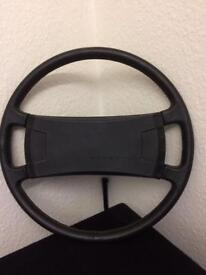 original Porsche wheel.