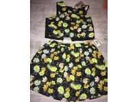Ladies clothes size 8-10 shoes size 4