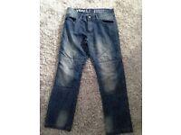 Bull-it SR4 motorcycle jeans. Size 34R