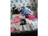 Girls clothes bundle Age 5-6