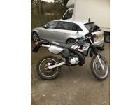 1992 DT125R DTR125 DT 125 R Trail Bike OFF ROAD JANUARY 2019 MOT £1750