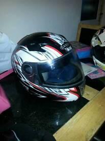 Motorbike helmet caberg italy. Medium adults