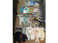 0-6 months baby Boy bundle