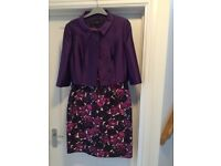 Ladies dress and jacket size 12