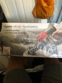 BRAND NEW DYSON V6 VACUUM UNOPENED PRICE NEGIOTIABLE