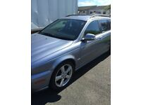 Jaguar X-Type Diesel estate - LOW MILEAGE - great family car
