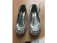 Girls Monsoon Party shoes