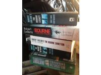 Jason Bourne books