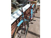 Vintage Ladies BSA Bicycle