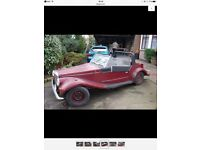 WANTED OLD KIT CAR OR CLASSIC TO RESTORE