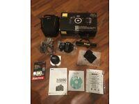 SOLD Nikon D3200 Digital SLR Camera with 18-55mm VR Lens Kit DSLR