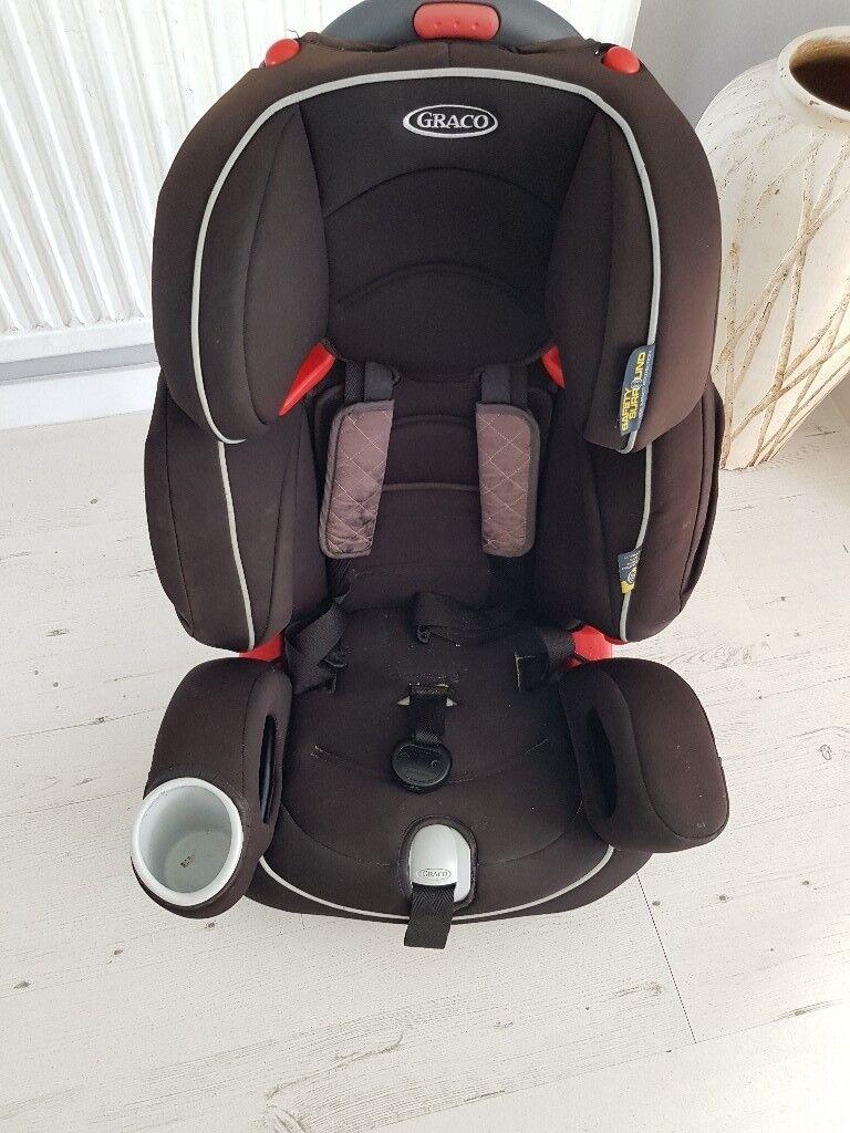 Graco Nautilus Car Seat 9 36kg