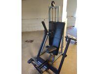 Strength gym equipment weights