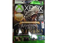 XBOX OFFICIAL MAGAZINE THIS MONTHS EDITION ISSUE 154