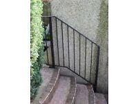 bannister railings hand rail