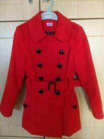 Girls age 6/7 coat
