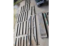 Scaffolding parts - Layher