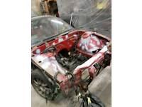 Car repairs crash repairs painting