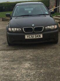 BMW quick sale years mot