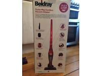Beldray Turbo Max cordless 2 in 1 vacuum cleaner