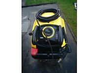 Karcher 601 Eco Industrial Car Wash Hot Pressure Washer Steam Cleaner Fully Serviced