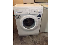 New Model Bosch Classics 6 1200 Express Washing Machine with 4 Month Warranty
