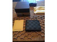 Brand new Louis Vuitton mens wallet