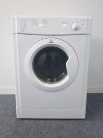 Indesit Vented Dryer IDV75/SW16062 ,6 months warranty, delivery available in Devon/Cornwall