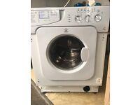 Indesit washing machine / tumble dryer combined