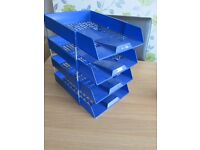 OFFICE 3 TIER PAPER TRAY