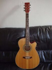 Tanglewood NASHVILL TSF CE MK lll , Electro Acoustic Guitar. Steel strings.